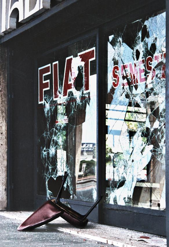 Cover for: Italien ein Jahr nach dem Schock von Genua