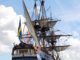 Götheborg ship