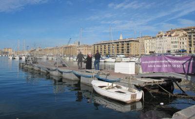 Marsaille harbour