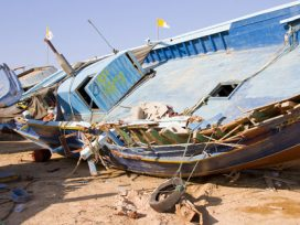 Cover for: Lampedusa: Europas Schande
