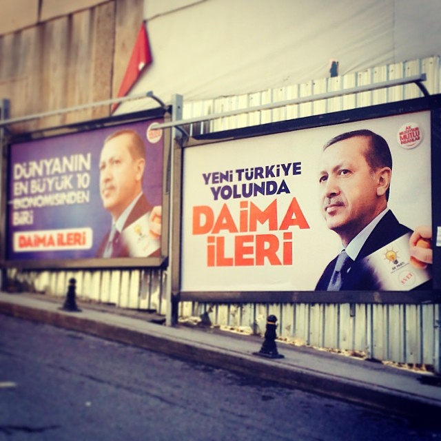 Election aftermath in Turkey.