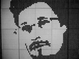 Edward Snowden artwork