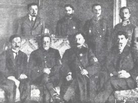 government of the Ukrainian People's Republic (UNR) in 1920