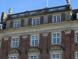 Jyllands-Posten building