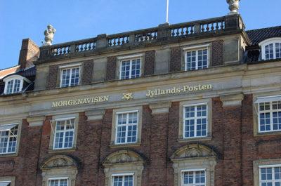 Jyllands-Posten building