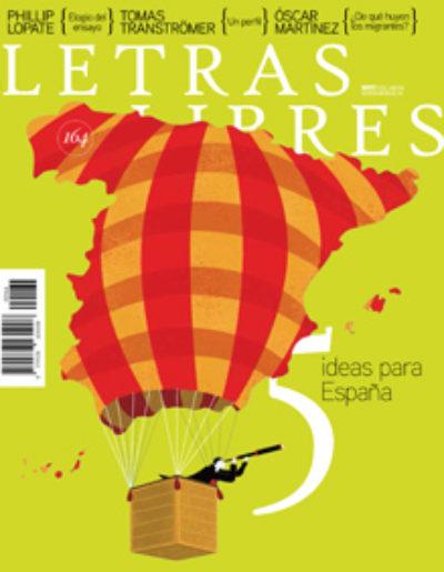 Letras Libres cover