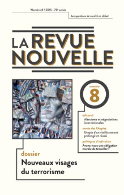 Cover for: L'esprit du terrorisme