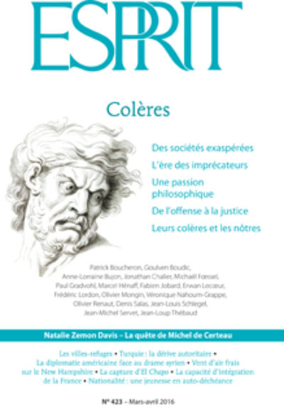 Cover for: L'émotion souveraine
