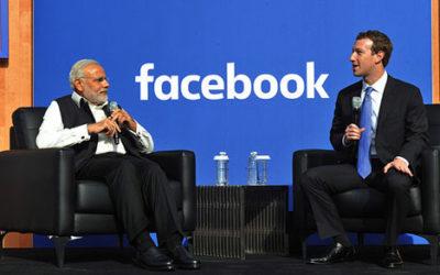 Cover for: Facebook rettet die Welt