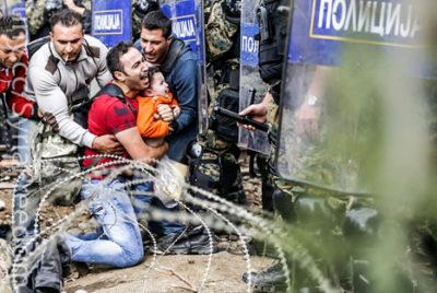 Cover for: EU: Die nationalistische Blockade