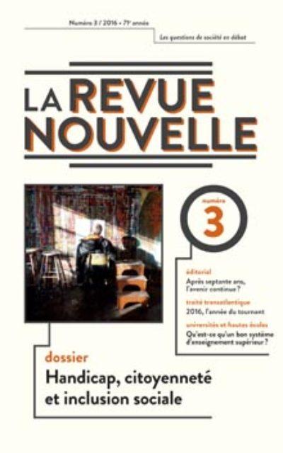Cover for: Handicap, sexualité et citoyenneté