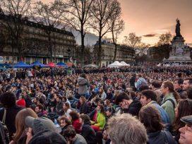 Nuit debut - uprising in Paris