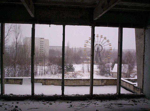 Dear Comrades! Chernobyl's mark on the Anthropocene | Eurozine