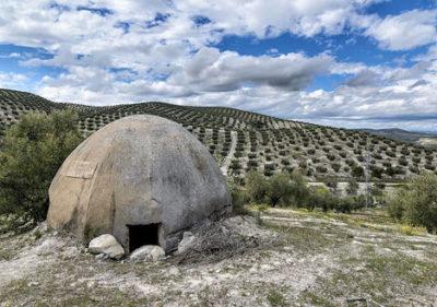 Bunker in Cordoba, Spain