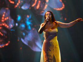 Cover for: Jamala, la ganadora de Eurovisión acosada por Rusia