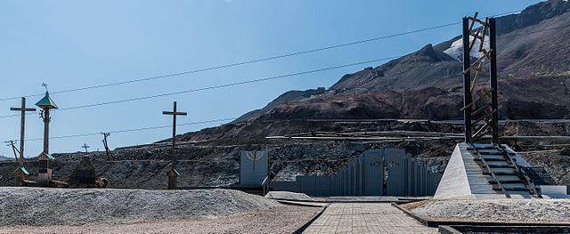 gulag monument