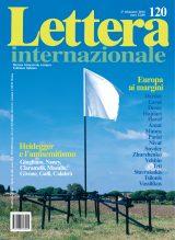 lettera internzionale cover 120 (2014)