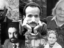 collage turkish writers authors