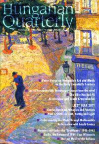 hungarian quarterly cover 204