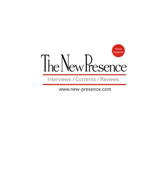 the new presence logo