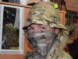 Cover for: Frauen an der Front: Krieg in der Ostukraine