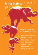 krytyka polityczna cover 37-38 (2014)