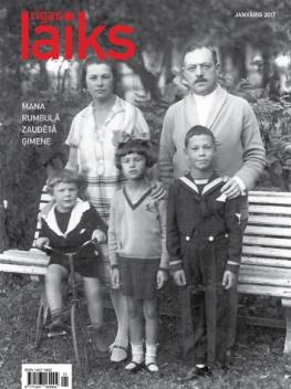 rigas laiks cover jan 2017