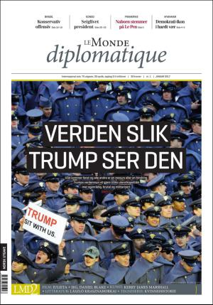 le monde diplomatique cover 1 2017