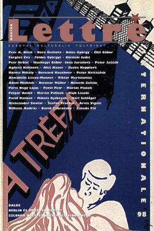 magyar lettre internationale cover 98 (2015)