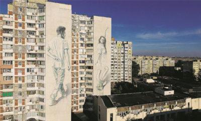 Cover for: Kiev, l'arte di strada che serve al potere