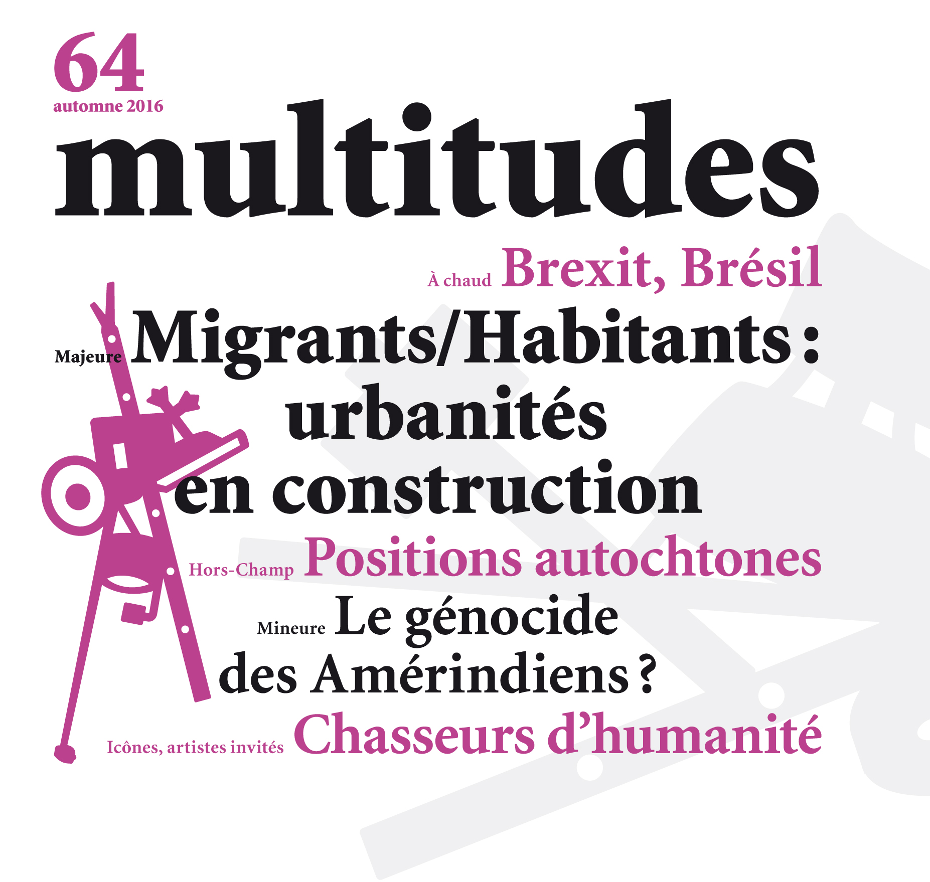 multitudes cover 64 2016
