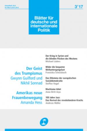 Blätter cover 03 2017
