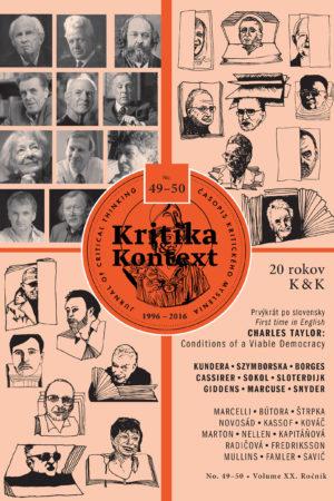 Cover of Kritika & Kontext