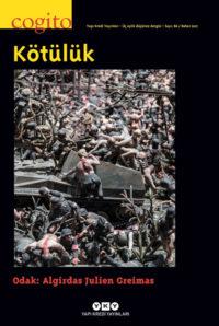 Cover of Cogito (Turkey)