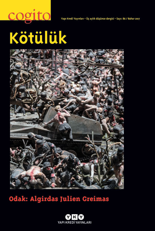 Cover of Cogito (Turkey)