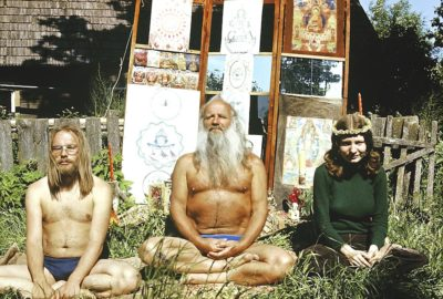 Cover for: The hippies of Soviet Lviv