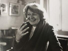 Cover for: Sarajevo Notebook; tribute to founding editor Vojka Đikić