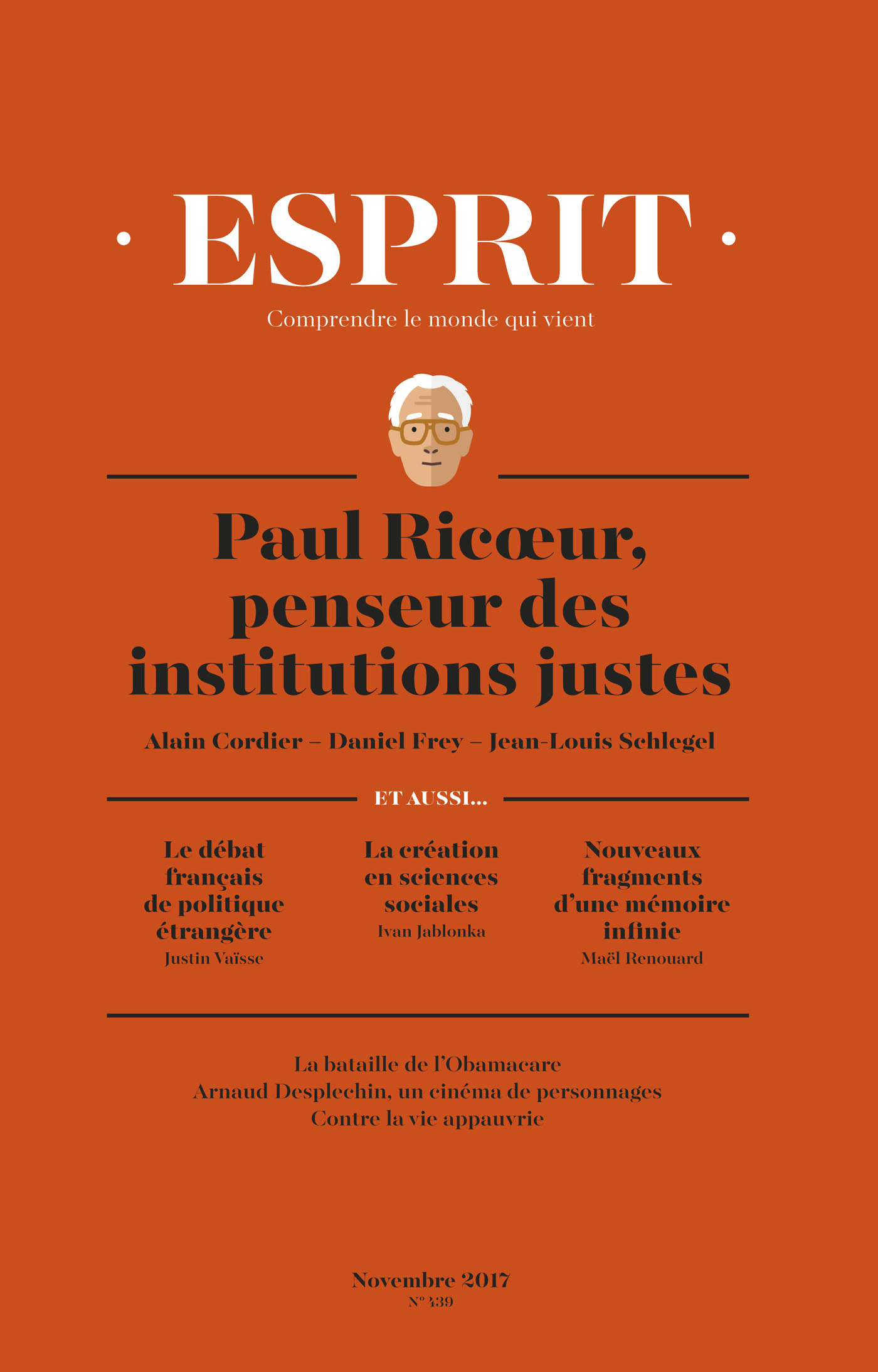Cover of Esprit