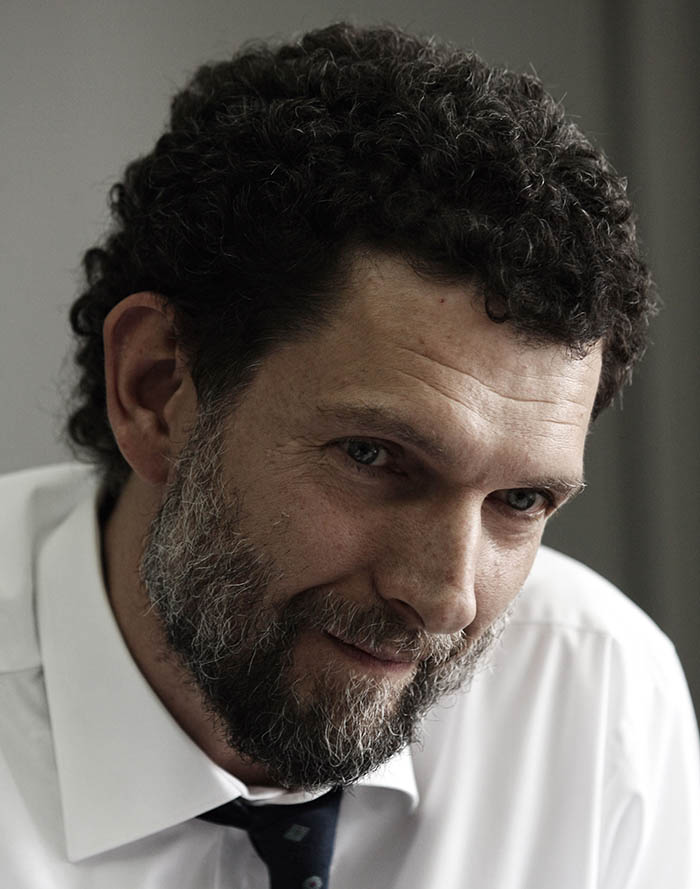 Cover for: Eurozine partners call for release of cultural activist Osman Kavala in Turkey