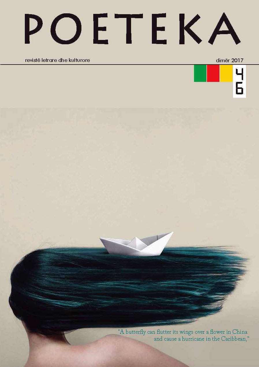 Cover of Poeteka