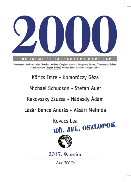 Cover of 2000