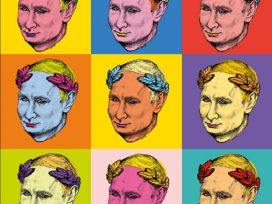 Cover for: A tale of two Putins