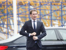 Cover for: Welcome to Austria: The neoliberal nationalism of Kurz & Co.