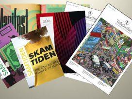 Cover for: 'Samtiden' receives journal award