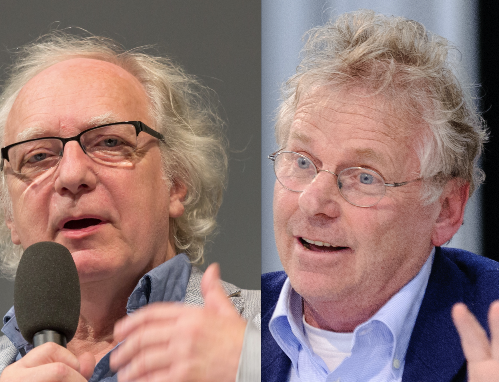 Cover for: Daniel Cohn-Bendit & Claus Leggewie to open Eurozine conference