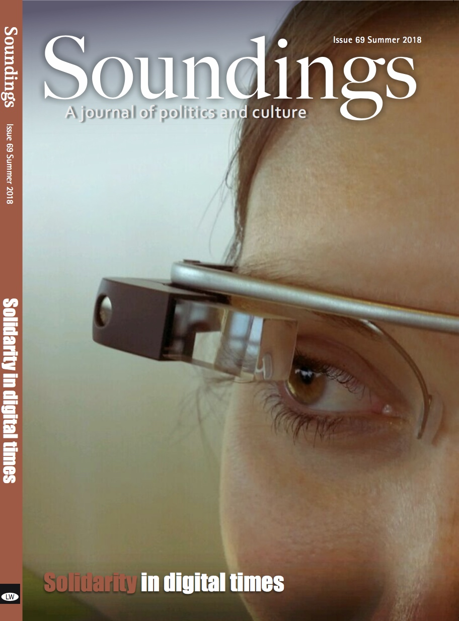 Cover of Soundings