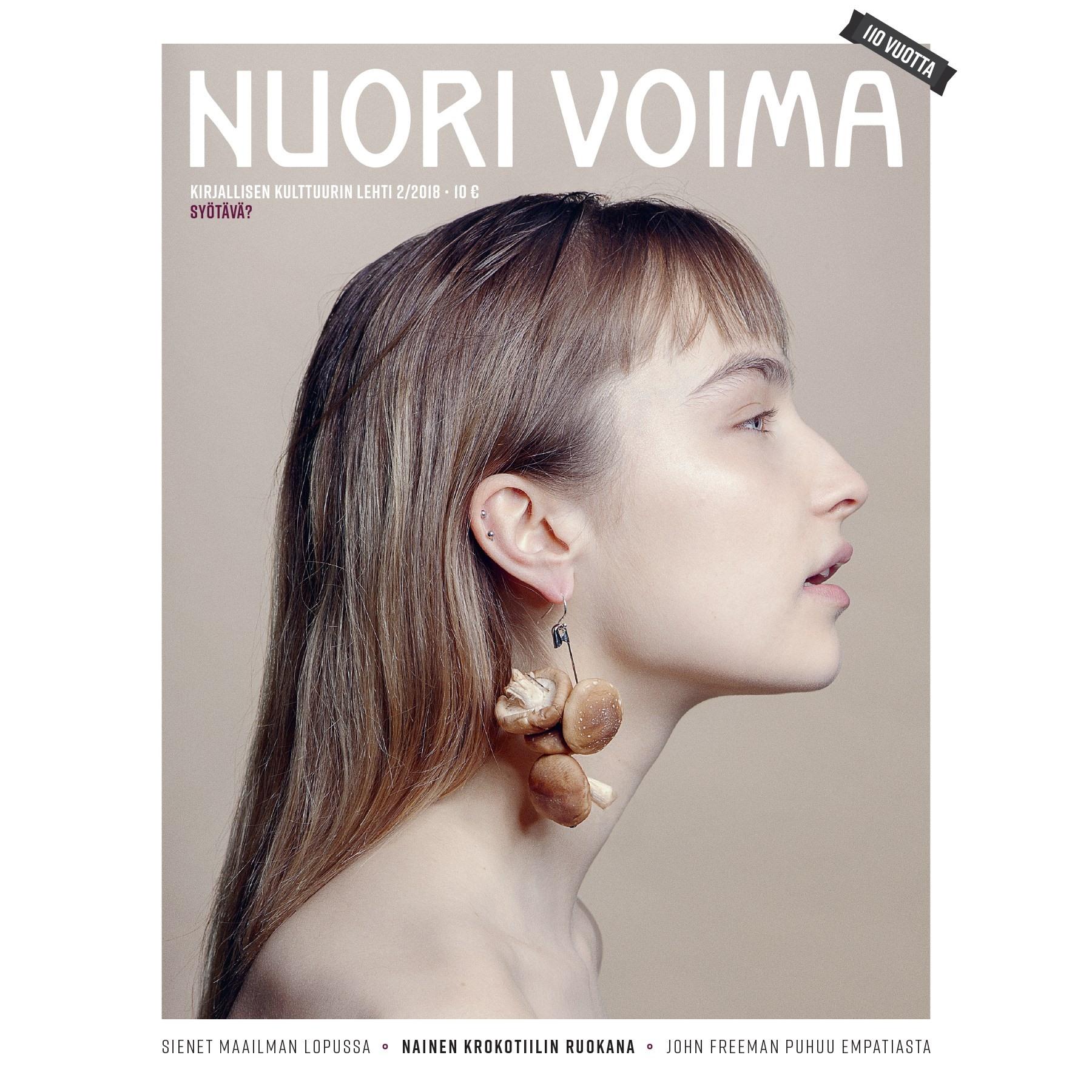 Cover of Nuori Voima