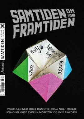 Cover of Samtiden