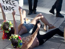 Cover for: Unjust Sex vs Rape