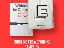 Cover for: Launch of Eurozine crowdfunding campaign
